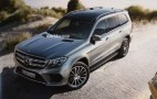 2017 Mercedes-Benz GLS Leaked--Photo Update