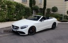 2017 Mercedes-Benz S-Class Cabriolet first drive review