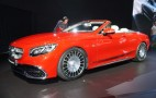 Mercedes-Maybach S650 Cabriolet video preview