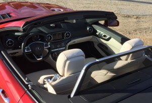 2017 Mercedes-Benz SL450  -  First Drive