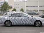 2017 Mercedes-Maybach E-Class spy shots - Image via S. Baldauf/SB-Medien