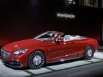 2017 Mercedes-Maybach S650 Cabriolet, 2016 Los Angeles auto show