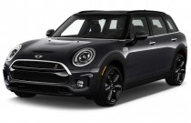 2017 MINI Clubman Cooper S ALL4 4 Door Angular Front Exterior View