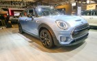 MINI Adds ALL4 All-Wheel Drive To New Clubman: Live photos
