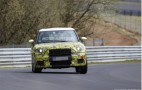 2017 MINI Countryman Spy Video