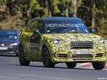 2017 Mini John Cooper Works Countryman spy shots - Image via S. Baldauf/SB-Medien