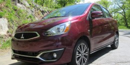 2017 Mitsubishi Mirage GT quick first drive