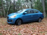 2017 Mitsubishi Mirage G4: gas mileage review
