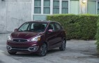 2017 Mitsubishi Mirage preview