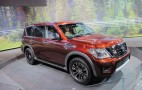 2017 Nissan Armada Returns As Rebadged Patrol: Live Photos And Video