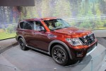 2017 Nissan Armada Returns As Rebadged Patrol: Live Photos