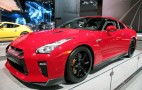 2017 Nissan GT-R Track Edition debuts in Big Apple