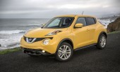 2017 Nissan Juke Pictures