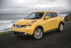 Nissan Juke concept to get e-Power series hybrid system as well