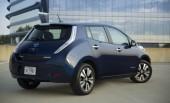 2017 Nissan Leaf Pictures