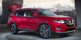 2017 Nissan Rogue Hybrid: better prospects than Pathfinder, Murano for small hybrid SUV?