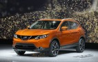 Nissan Qashqai comes to America as 2017 Rogue Sport