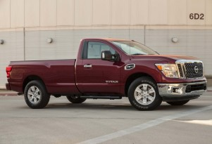 Nissan adds single cab to revamped Titan truck lineup