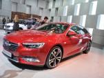 2017 Opel Insignia Grand Sport, 2017 Geneva auto show