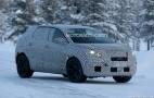 2017 Peugeot 3008 spy shots