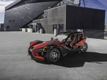 2017 Polaris Slingshot SLR with Slingshade