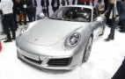 2017 Porsche 911 Carrera revealed with turbocharged engine, higher price: Live photos & video
