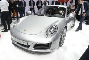 2017 Porsche 911 Carrera S, 2015 Frankfurt Auto Show