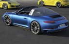 2017 Porsche 911 Carrera 4 And Targa 4 Models Make Debut