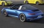 2017 Porsche 911 Carrera 4 And Targa 4 Models Make Debut