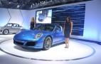 2017 Porsche 911 Targa Makes Los Angeles Auto Show Debut: Video