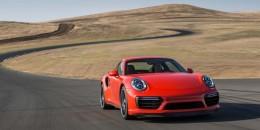 2017 Porsche 911 Turbo First Drive