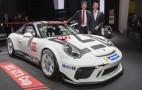 2017 Porsche 911 GT3 Cup race car revealed