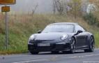 2017 Porsche 911 R Spy Shots