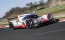 2017 Porsche 919 Hybrid LMP1 race car