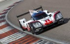 Watch Porsche wring out its 2017 919 Hybrid LMP1 at Monza