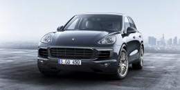 2017 Porsche Cayenne E-Hybrid Platinum Edition