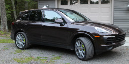2017 Porsche Cayenne S E-Hybrid: review of plug-in hybrid SUV