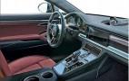 2017 Porsche Panamera interior leaked