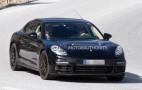 2017 Porsche Panamera S E-Hybrid Spy Shots