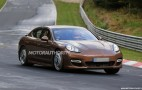 2017 Porsche Panamera To Get Automaker's Next-Gen Engines
