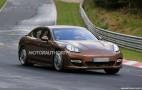 2017 Porsche Panamera To Get Automaker's Next-Gen Engines