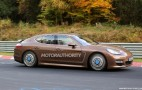 Porsche 'Pajun' Sub-Panamera Sedan Delayed Until At Least 2019: Report