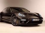 2017 Porsche Panamera Turbo leaked - Image via Motor1