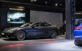 You won't find Porsche at the 2017 Detroit auto show