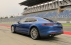 2017 Porsche Panamera Turbo first ride