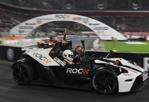 2017 Race of Champions in Miami, Florida