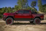 Ram just unveiled the Hellcat-powered Ram Rebel TRX concept