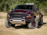 Ram Rebel TRX concept, 2016 State Fair of Texas