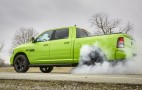 Ram 1500 Sublime Sport and Rebel Blue Streak roll into Big Apple