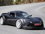 2017 Renault Alpine AS1 test mule spy shots - Image via S. Baldauf/SB-Medien